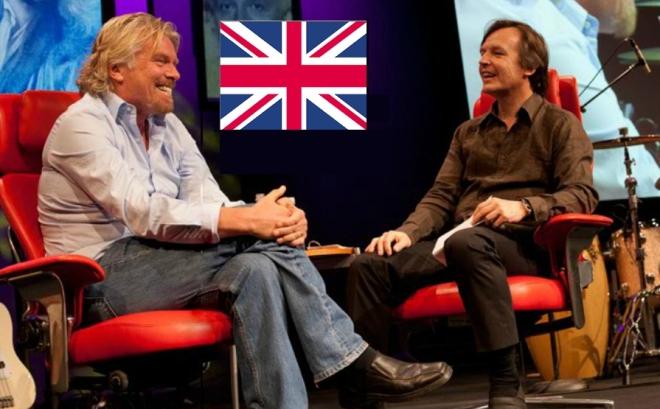 Richard Branson - Influencers Around the World