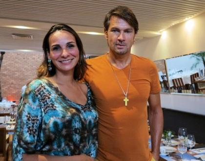 Meeting Cristiana Beltrão at Bazzar in Rio de Janeiro