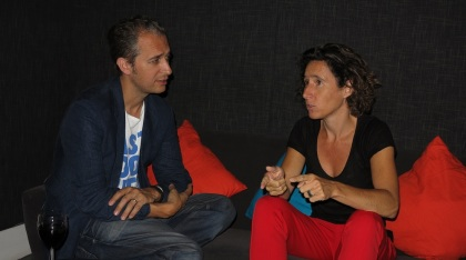 Daniele Fiandaca - Creative Social and Anouk Pappers - CBNWS