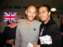 Mark Chalmers and Daniele Fiandaca - Creative Social