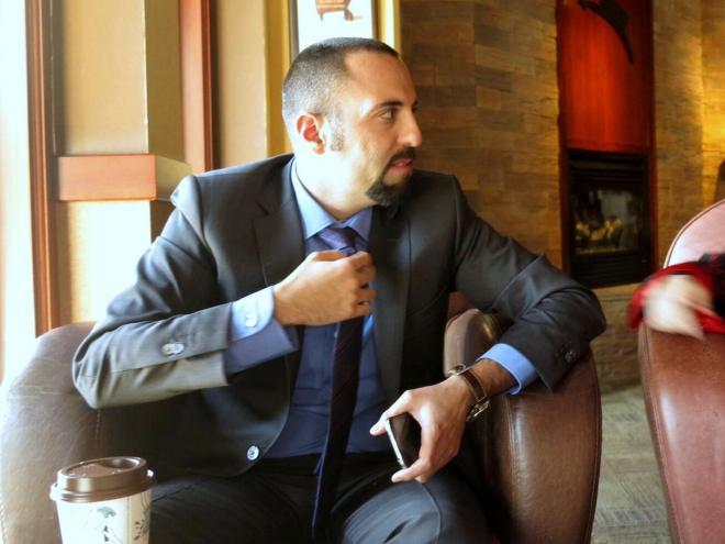 Hazem Al Sawaf by CoolBrands