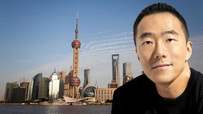 Meeting Richard Lee (Pepsico) in Shanghai