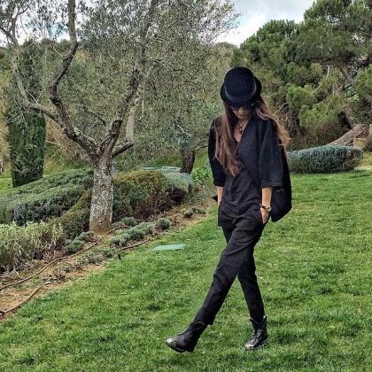 Meeting Elena Spirina in Provence