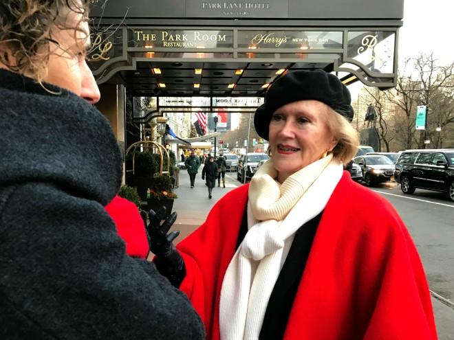 Christa Dowling - Chief Connector in Manhattan