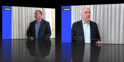Jay Millen & Matt Comyns - Caldwell Partners - Blockchain