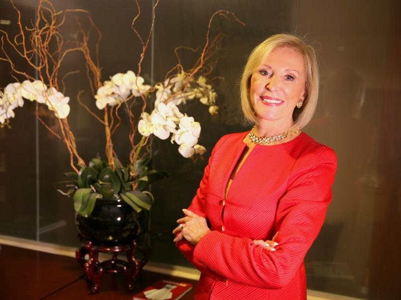 Janice Reals Ellig Co-CEO Chadick Ellig
