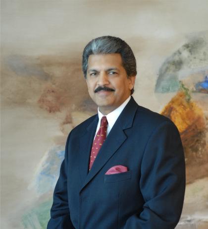 Anand Mahindra - CEO Mahindra & Mahindra
