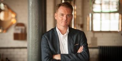 Mark Terry-Lush - co-founder Honey