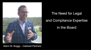 In conversation with Glenn M. Buggy - Caldwell Partners