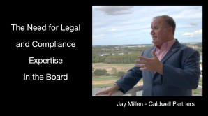In conversation with Jay Millen - Caldwell Partners