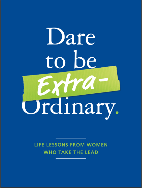 Dare to be Extra-Ordinary - Tonie Leatherberry