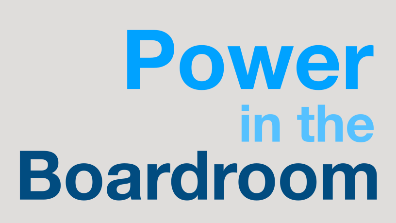 Tonie Leatherberry - Power in the Boardroom